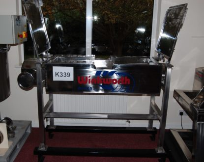 K339 – 100 Litre Unused Brat Pan