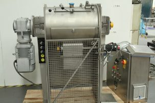 B511 – 80 litre high speed RT mixer.