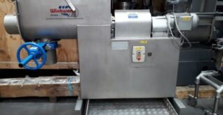 A601 – 50 LITRE U TROUGH MIXER