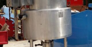 Y601 – Winkworth 250 Litre Processing Vessel